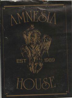 Amnesia House Flyer #FlyerCollection