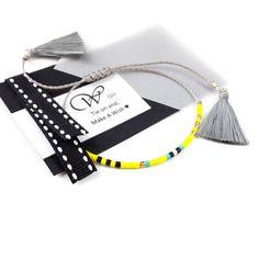 Adjustable Bracelet Stackable bracelet Beach by ToccoDiLustro