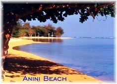 Anini Beach, Kauai Hawaii