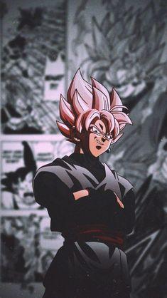 Dragon Ball Image, Dragon Ball Gt, Manga Anime, Anime Art, Black Goku, Daishinkan Sama, Otaku, Zamasu Black, Cosplay Anime