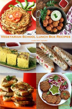 School lunch box ideas - whats cooking mom School Lunch Recipes, Kids Lunch For School, Lunch Box Recipes, School Snacks, Tasty Vegetarian Recipes, Vegetarian Lunch, Kids Meals, Easy Meals, Healthy Snacks For Kids