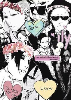 Uta (TG) collage