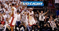 Miami Heat ECF Champs 2014
