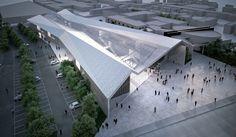 Troyes Business School Proposal / SCAU Architectes