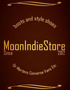 MoonIndieStore since 2012.  We ready DrMartens/docmart Converse Vans Etc. payment via BCA, Shipping via JNE, Cod Jakarta Selatan only.  Contact person;  521140A9 (bbm) moonindiestore (line) 081288381682 (call&wa) @moon_indiestore (twitter) Rafsan Jani MoonIndieStore (fb)  MoonIndieStore since 2012
