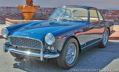 1962 Triumph Italia 2000