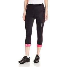 Craft Women's Velo Knickers Capri Bike Pants ** Check this awesome product by going to the link at the image. (This is an affiliate link) #Compression