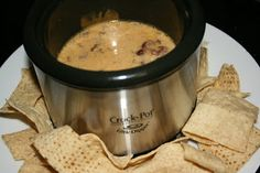 "Bacon and Cheese Dip: a recipe for your ""Little Dipper"" Crockpot/Slow Cooker."