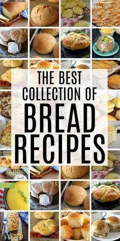 BREAD RECIPES - Brea
