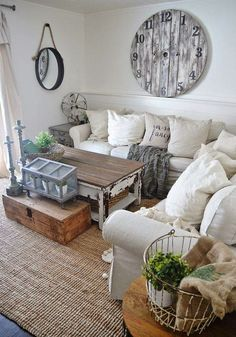 SAVED BY WENDY SIMMONS SAVED TO FARMHOUSE STYLE FARMHOUSE TOUCHES LIVING ROOM