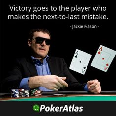 Poker, Poker quotes and Quotes on Pinterest