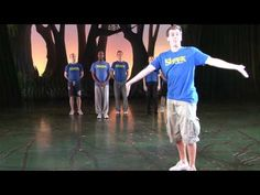Learn the dance routine to Freak Flag! - YouTube