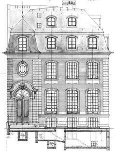 Etterbeek - Avenue des Gaulois 1 - CORNELIS F.
