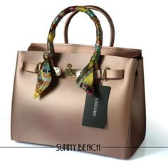 2ee0f716e023 SUNNY BEACH New Luxury Matte PVC Waterproof Women Bag Bolsa Totes Purses