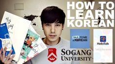 How I Learned Korean