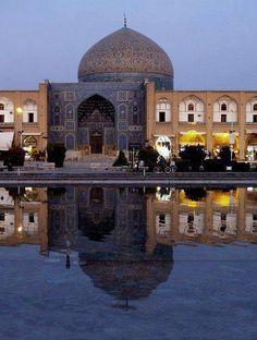 Lotfollah Masjid, Isfahan, Iran