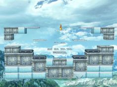 Stage Builder: Coconut Mall Coconut Mall, Wii Games, Super Smash Bros, Nintendo Wii, Stage