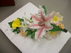this is flowers made in course 4