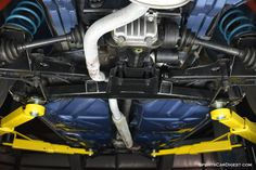 1973 BMW 2002 Tii Undercarriage
