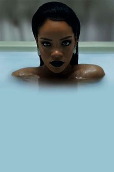 Rihanna GIF woman Get more photo about subject related with by , Rihanna Mode, Moda Rihanna, Style Rihanna, Rihanna Riri, Rihanna Music, Rihanna Daily, Black Is Beautiful, Beautiful Women, Bath Photography