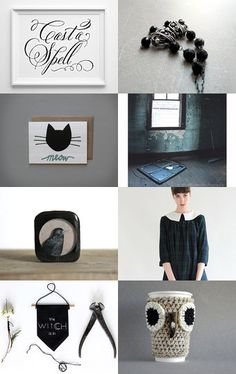 Cast a spell by Giulia on Etsy--Pinned with TreasuryPin.com
