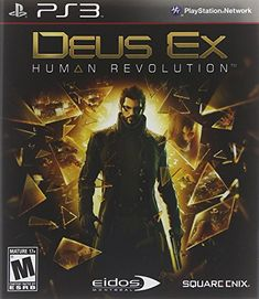 Deus Ex Human Revolution  Playstation 3 ** To view further for this item, visit the image link. Note:It is Affiliate Link to Amazon.