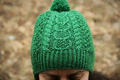 Ravelry: Caiseal Hat pattern by Bridget Pupillo
