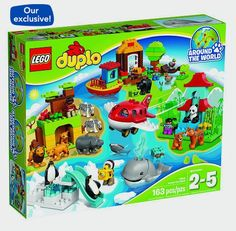 "LEGO DUPLO Around the World (10805) - Toys""R""Us http://fave.co/2cCkz5O"