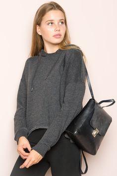 Brandy ♥ Melville |  Kendrick Hoodie - Sweaters - Clothing