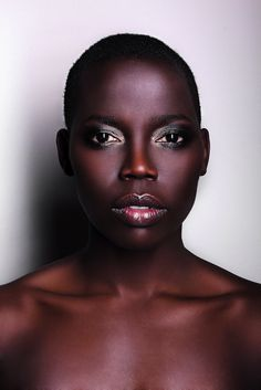 c976e47770 83 Best Beautiful Dark-Skinned Bald Women images