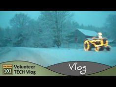 Establishing The Vlog Format | Volunteer Tech Vlog - YouTube