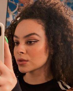 Makeup Goals, Makeup Inspo, Makeup Art, Makeup Inspiration, Beauty Makeup, Hair Makeup, How To Make Hair, Eye Make Up, Baddie Make-up