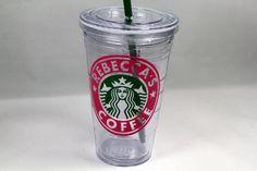 Genuine Starbucks Tumbler, Starbucks Cup, Gift For Her, Teacher Gift, Starbucks Gift, Birthday Gift, Starbucks Coffee, Coffee Lover Gift by BlueKitty2000 on Etsy