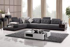 Sala color gris