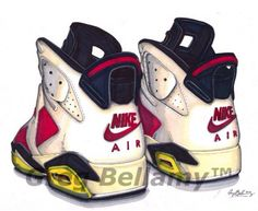 Air Jordan I Art | Sneaker Brain | Pinterest | Air Jordan, Sketches And  Illustrations