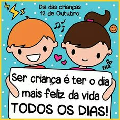 Dia das criancas Thing 1, Child Day, Little People, Smurfs, Snoopy, Education, School, Happy, Prints