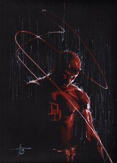 Daredevil by Gabriele Dell'Otto *