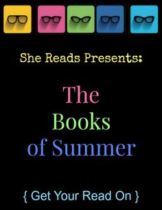 Books 0f Summer: June 2014  5 great summer reads. 5 chances to win.
