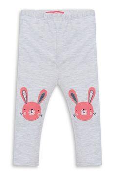 Primark - Baby Girl Novelty Rabbit Legging