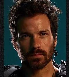 Transformers The Last Knight Agent Santos Video Profile For Santiago Cabrera Character