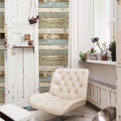 This weathered wood wallpaper is the epitome of modern Americana. A mixture of old and new, this design spans the test of time with a distressed texture and classic colors that come together in a beautiful harmony. Textured wallpaper adds depth and b Teal Wallpaper, Wallpaper Samples, Blue Wallpapers, Textured Wallpaper, Beautiful Wallpaper, Wallpaper Online, Animal Wallpaper, Pattern Wallpaper, Ideas
