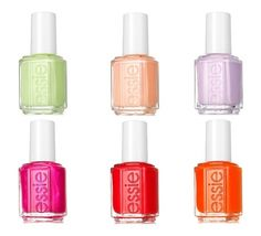 """Essie """"A Spring to Invest In"""" Spring 2012 Nail Polish Collection"""