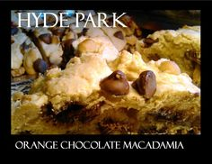 Hyde Park Belvidere Biscuits/Orange Chocolate Macadamia