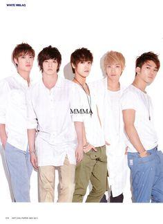 Seungho, Cheondung, Mir, Joon, G.O. <3 <3 <3