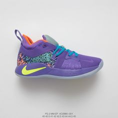 8a838c4a0193  82.84 AO2985-001 FSR Nike PG2 Paul George II Generation Signature Blue  Sneaker null http
