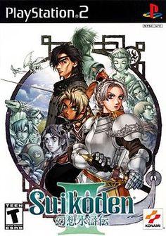Suikoden III ~Great game. Geddoe was my favorite.
