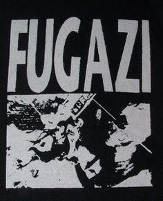 Fugazi Patch $1.45 #punk #music #punkpatches #clothing www.drstrange.com