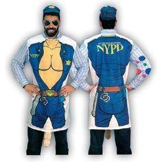 DISFRAZ POLICIA  SEXY