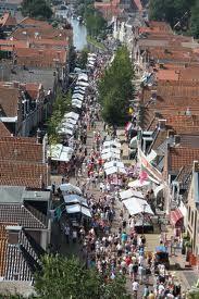 De langste markt in Workum