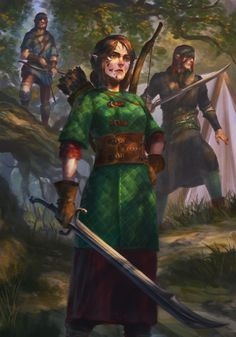 GWENT Art Contest illustrations by selected artists: Fadly Romdhani, High Fantasy, Fantasy Rpg, Medieval Fantasy, Fantasy Girl, Fantasy Artwork, Warhammer Fantasy, Witcher Art, The Witcher, Elf Characters